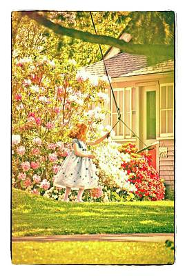 Photograph - Spring Swing by Craig Perry-Ollila
