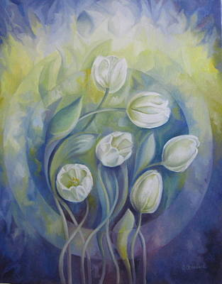 Spring Symphony Art Print by Elena Oleniuc