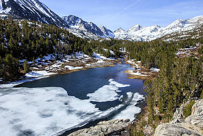 Photograph - Spring Thaw by Duncan Selby