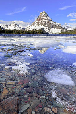 Photograph - Spring Thaw by Jack Bell