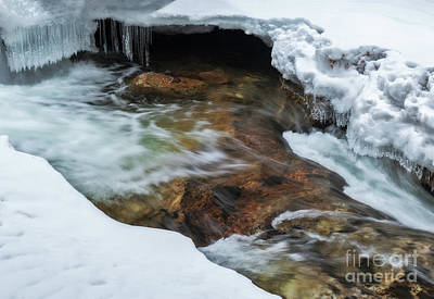 Photograph - Spring Thaw by Sharon Seaward