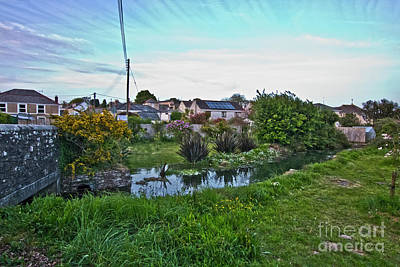 Photograph - Spring Tide At Mylor Bridge by Terri Waters