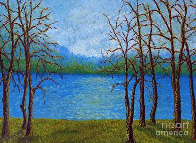 Painting - Spring Time In Arkansas by Vivian Cook