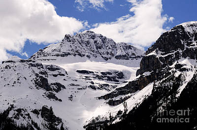 Photograph - Spring Time In The Canadian Rockies by Terry Elniski