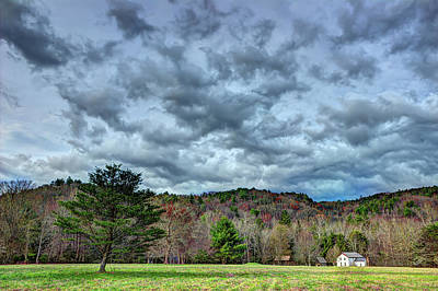 Photograph - Spring Time In The Smokies by Mike Eingle