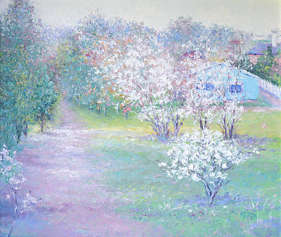 Painting - Spring Time by Jan Matson