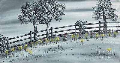 Painting - Spring Time by Kenneth Clarke