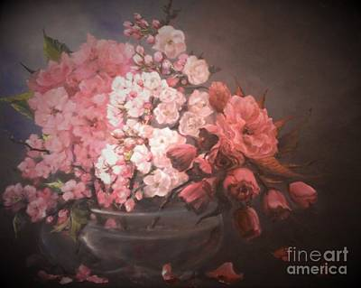 Still Life Royalty-Free and Rights-Managed Images - Spring Time by Sorin Apostolescu