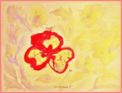 Digital Art - Spring Treasure by Sonali Gangane