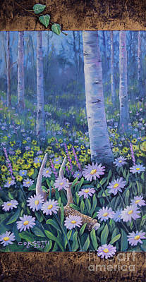 Painting - Spring Treasures by Rob Corsetti