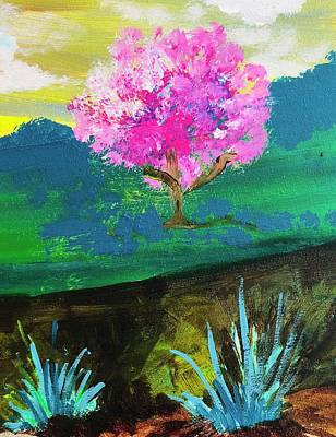 Painting - Spring Trip by Christina Schott