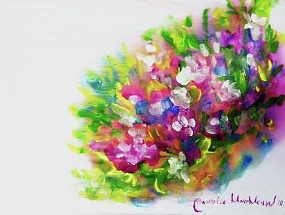 Painting - Spring by Wanvisa Klawklean