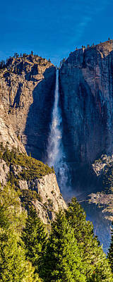 Yosemite Falls Photograph - Spring Water by Az Jackson