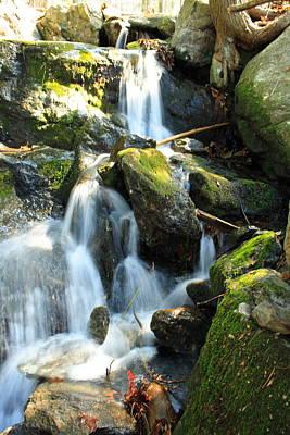 Spring Waterfall Original by Doug Mills