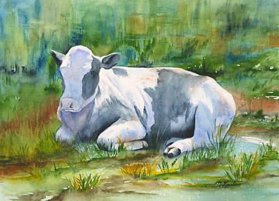 Painting - Springhill Sunshine by Marsha Karle