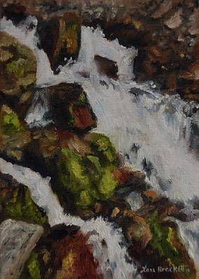 Painting - Springs Close Up by Lori Brackett