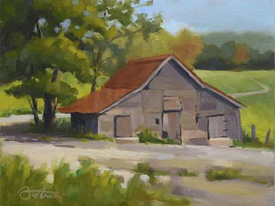 Springs Horse Barn Original