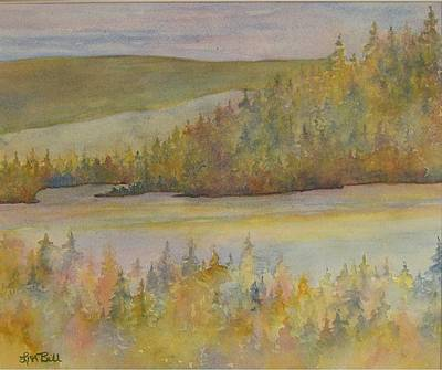Springs In The Valley Original by Lisa Bell