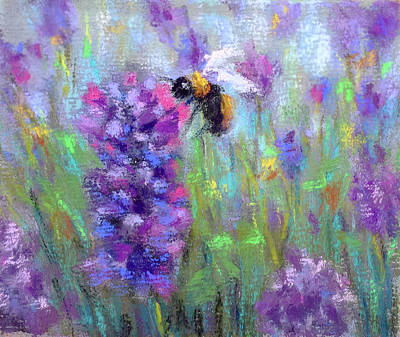 Painting - Spring's Treat by Susan Jenkins
