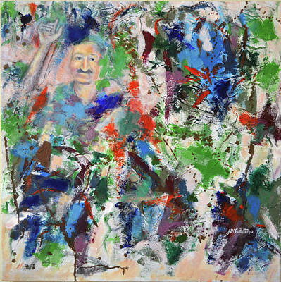 Meher Baba Painting - Springtide by Joe DiSabatino