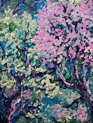 Painting - Springtime Colors by Megan Walsh