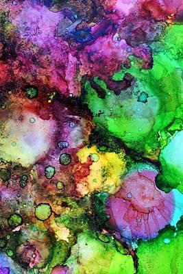 Painting - Springtime Eternal II by Laini Eckardt
