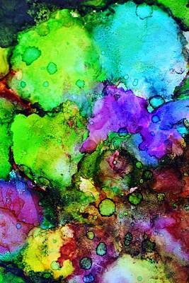 Painting - Springtime Eternal by Laini Eckardt