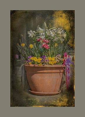 Springtime Flowers Art Print by Mother Nature