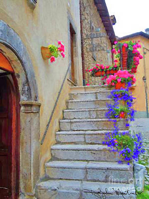 Photograph - Springtime In Italy  by Art Mantia