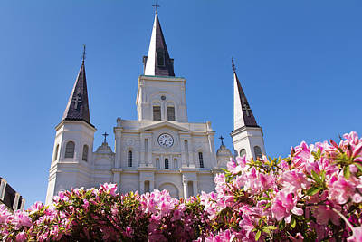 Photograph - Springtime In New Orleans by Kristina Austin Scarcelli