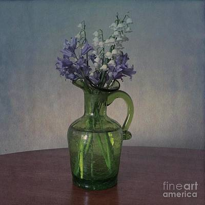 Photograph - Springtime Still Life by Luther Fine Art