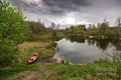 Photograph - Springtime Storms by Karin Pinkham