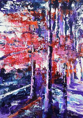 Painting - Springtime by Usha Shantharam