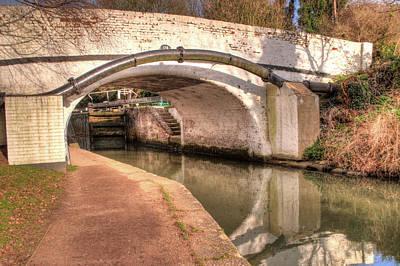 Photograph - Springwell Lane Bridge - 176 by Chris Day