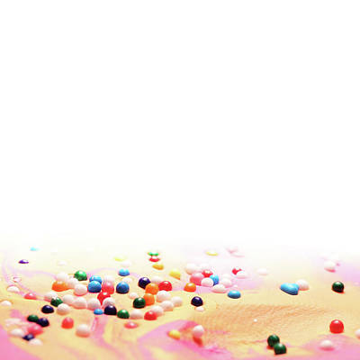 Photograph - Sprinkles by Stephen Dorsett