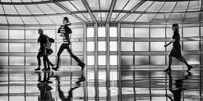 Photograph - Sprinter by John McArthur
