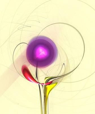 Unconscious Digital Art - Sprout by Anastasiya Malakhova