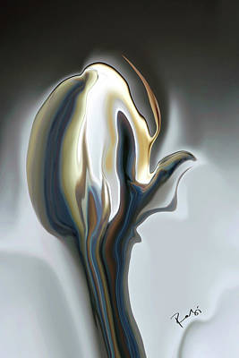 Digital Art - Sprout by Rabi Khan
