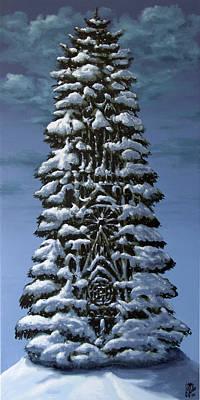 Spruce Art Print