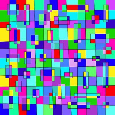 Digital Art - Sprung by Jeff Gater