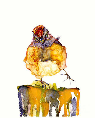 Painting - Spunk by Jan Killian