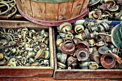 Photograph - Spying Junk by Mike Smale
