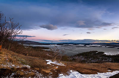 Photograph - Squam Lake by Robert Clifford