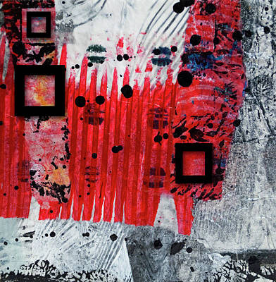 Digital Art - Square Root 2 by Kate Word