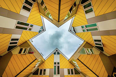 Photograph - Squared by Michael Niessen