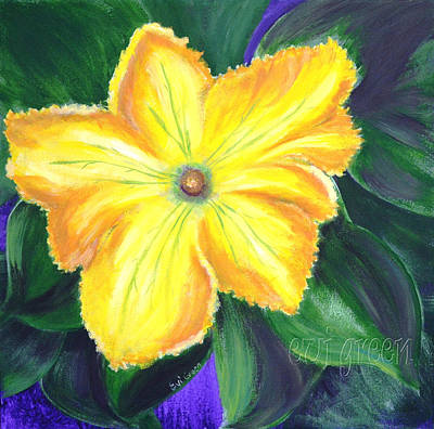 Squash Blossom Original