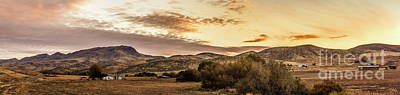 Photograph - Squaw Butte And The Foothills by Robert Bales