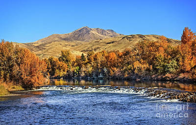 Photograph - Squaw Butte View by Robert Bales