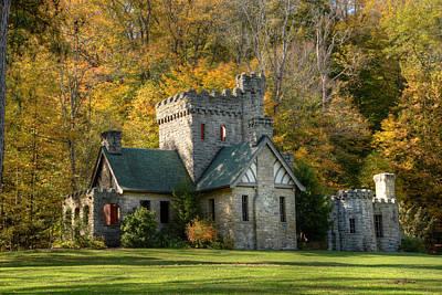 Photograph - Squires Castle by Ann Bridges