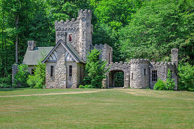 Photograph - Squires Castle by Jack R Perry